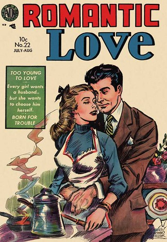 Romantic Love 22 (Avon, 1954)