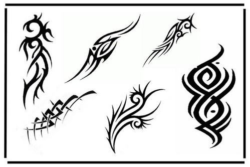 Tatuaje Paradibujar Imagenes De Tribales Chidos Www Imagenesmy Com