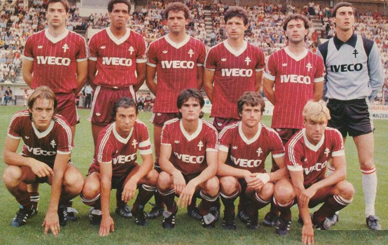 metz 1983-84