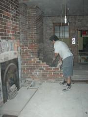 Brick Wall Removal