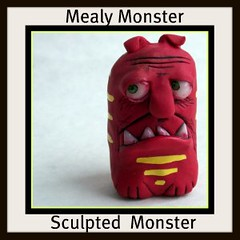 Mealy Monster door prize