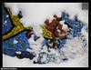 Mozaïk (lisannekerstens) Tags: snow fountain russia moscow sneeuw moskou rusland fontein москва mozaïk alexandrovskygarden