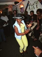 Julie Mathumjwa RIP 50th Birtday Party at Kopanang July 2000 022 Kcap Girls (photographer695) Tags: party girl 2000 julie dancing rip july 50th birtday zulu kopanang mathumjwa