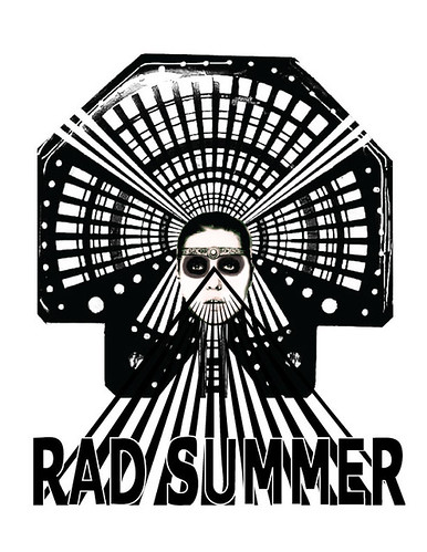 rad summer logo