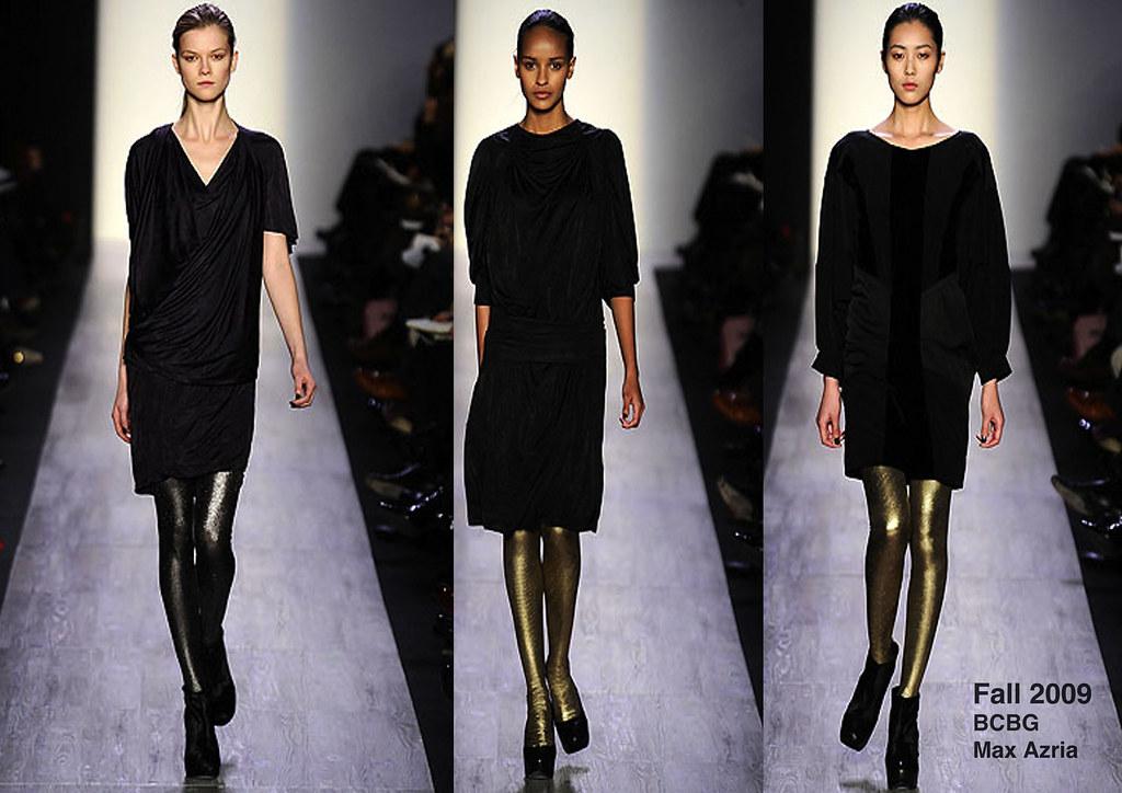 BCBG Max Azria-black dresses