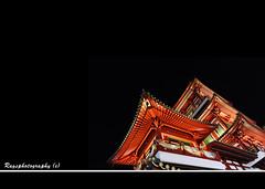 Under The Divine Roof (Ragstatic) Tags: city travel roof light sky people urban orange holiday color tourism architecture composition buildings relax landscape temple design photo google search nikon singapore asia exposure chinatown dof view darkness nightshot angle heart designer rags buddha famous perspective culture visit tourist structure architect vision photograph destination cbd minimalism depth dri singapura relic centralbusinessdistrict singaporecityscape uniquelysingapore toothrelic d700 singaporelandscape singaporeview