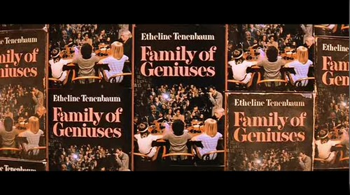 """Family of Geniuses"" by Etheline Tenenbaum by you."