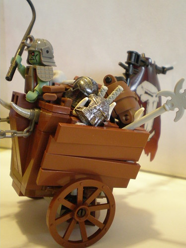 Treasure Cart Left