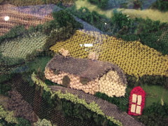 If only I could live here (knitted owl) Tags: wales holidays knitted llanberis loveday