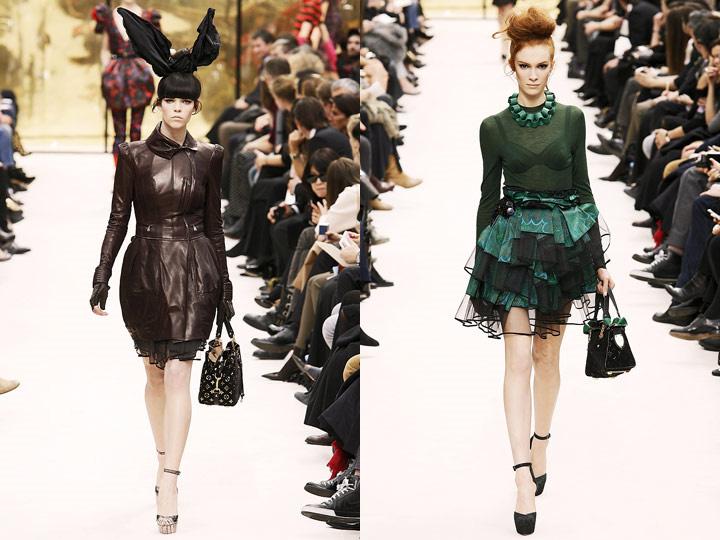 Louis Vuitton Fall RTW 2009