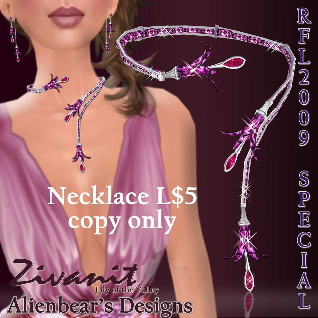 RFL2009 Zivanit necklace special
