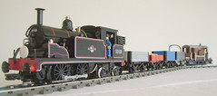 m7set (bricktrix) Tags: lego steam freight steamtrain legotrain