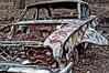 classic (nosha) Tags: auto winter classic abandoned car forest march newjersey nikon automobile paint walk 28mm hike mercer f80 hopewell decline derelict 2009 wander mercercounty ais lightroom d300 forestwalk blackmagic 28mmf28 nosha hopewelltownship nothdr nikond300