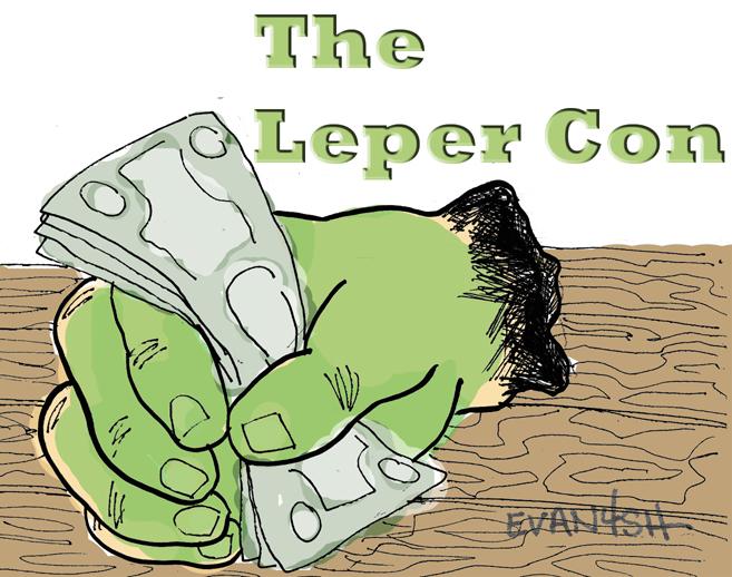 The Leper Con