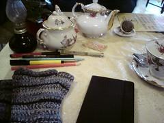 Café Sketching
