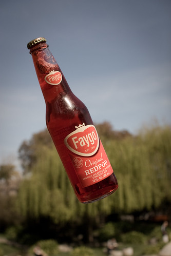 Faygo Red Pop - Aged