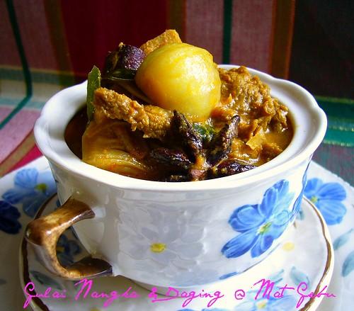Gulai Nangka & Daging