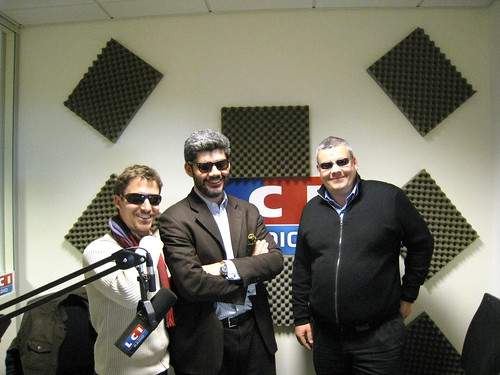 Amaury, Rodrigo & Tristan