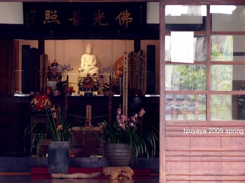花蓮。慶修院