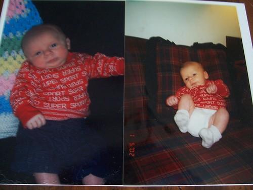 7 Year Twins