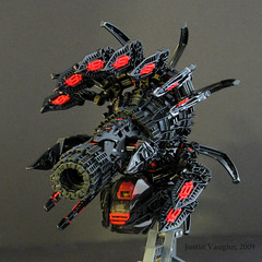 Devil's Talon (-Mainman-) Tags: fighter lego space devils talon bionicle 2009 starfighter foitsop showuswhatyougot 28mar09