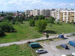 View from my apartment of Sofia 3 (Moldovia) Tags: homes sofia bulgaria balkans surroundings capitalcity apartmentblocks  southwesteurope  disctrictinsofiabulgaria slavicnation