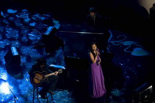 Crystal Shawanda at 2009 Juno Awards