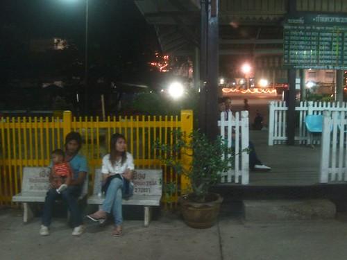Ban phai train staton