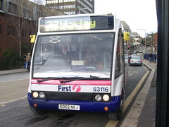First Essex 53116 (gbenviro200) Tags: first solo brentwood essex 73 optare