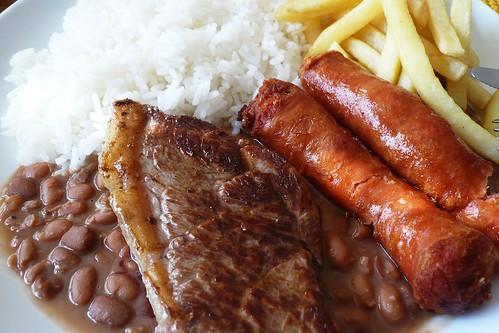 Feijaoada with Sausage & Steak