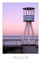 Bellevue Denmark (allanrye) Tags: sunset skyline night canon copenhagen poster allan still long exposure nat rye nightphoto andersen lang billeder amager passepartout natbilleder eksponeringstid ryefoto