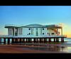 Una Rotonda Sul Mare (.Gianluca) Tags: morning blue sea italy orange beach sunrise canon rotonda bluesky marche senigallia ciccio ancona unarotondasulmare
