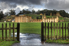 Port Arthur (andrewcbraithwaite) Tags: tasmania tas hdr portarthur
