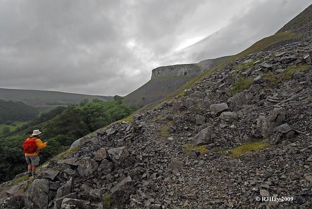 It's a rocky road we lead - World's End - Offa's Dyke Path