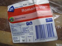 Romaine sla