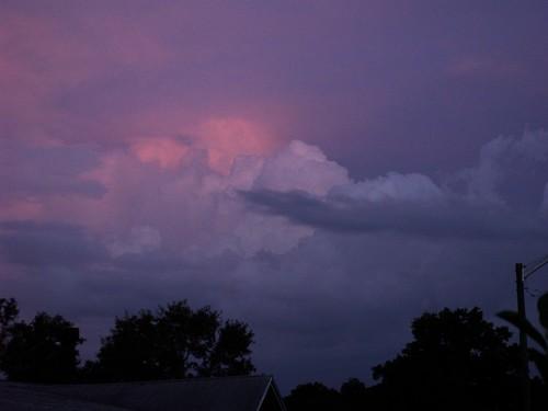 Dusk Cloudscape 3