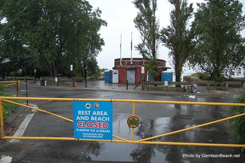 Belt parkway plumb beach rest stop
