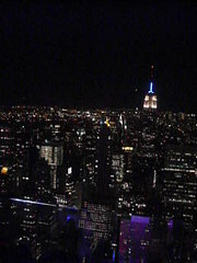 New York City (beautifuldisasterrr) Tags: newyorkcity topoftherock newyorkcityatnight newyorkcitylights