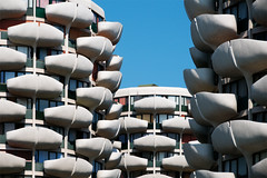 (ubiquity_zh) Tags: paris france buildings crteil balconies choux