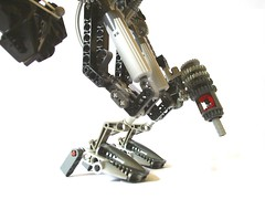 Hound (LegoKiwi) Tags: robot lego very name first help technic mecha mech