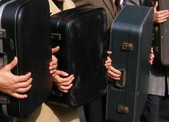 Hold on to (Elly Snel) Tags: holland art festival hands theater theatre streetperformers kunst denbosch brabant handen straattheater suitcases koffers flickrchallengegroup flickrchallengewinner 15challengeswinner beginnerdigitalphotographychallengewinner theaterfestivalboulevard
