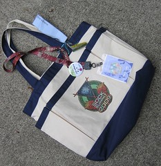 Sock Summit Tote