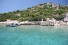 Kas, Kekova (blauepics) Tags: blue sea turkey landscape boot coast meer mediterranean yacht türkei blau landschaft schiff segelboot küste mittelmeer bluecruise jacht visipix