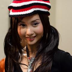 Alodia (WetCraft) Tags: hot beauty pretty jerome cosplayer pinay pinoy megamall chua alodia canon50d megatrade jeromechua