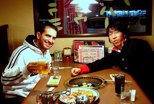 Yakiniku en Wakayama