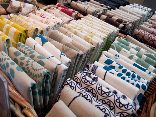 Stitches Sydney - fat quarters :)