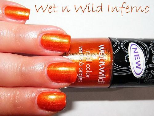 Wet n Wild Inferno