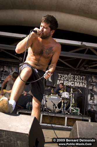 Warped Tour 125 Alexisonfire