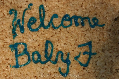 Welcome Baby F