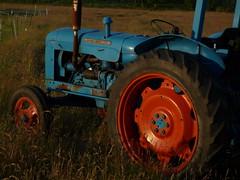 Fordson Super Major tractor